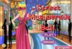 Игра Игра Уличный бал-маскарад