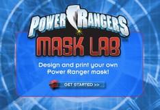 Игра Игра Могучие рейнджер: Маска для лаборатории