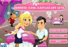 Игра Игра Дженнифер: любовь в ресторане