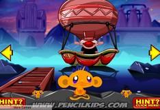 Игра Игра Счастливая обезьянка: Талисман