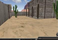 Игра Игра Конфликт Дикого Запада