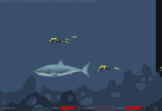 Игра Сумасшедшая акула