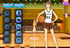 Игра Баскетболистка