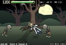 Игра Драка с гоблинами