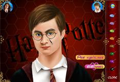 Игра Макияж для Гарри Поттера