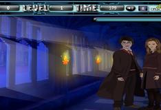 Гарри Поттер целуется