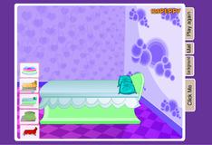 Игра Декор для спальни