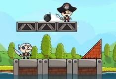 Игра Пиратские трофеи