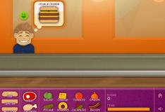 Игра Бургеры от шеф повара
