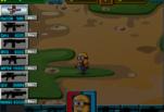 Игра Миньоны атакуют