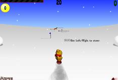 Игра Супер сноубординг 3D