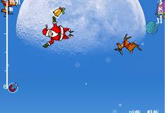Игра Падение Деда Мороза