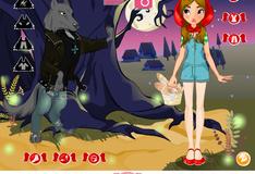 Игра Красная Шапочка и Волк