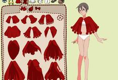 Новый образ Красной Шапочки