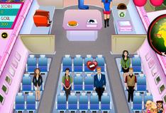 Игра Обслуживание в самолете