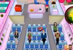 Играть бесплатно в Обслуживание в самолете