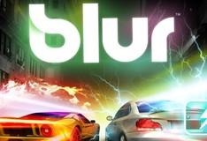 Игра Blur. Собери пазл