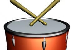 Игра Барабаны. Собери пазл