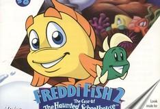 Игра Рыбка Фредди. Собери пазл