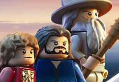 Игра Лего Хоббит. Собери пазл