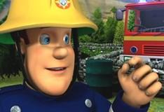 Игра Пожарный Сэм. Собери пазл