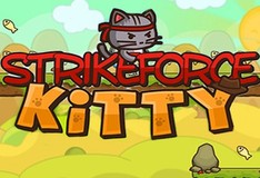 Игра Ударный отряд котят. Собери пазл