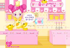 Игра Малышка Сью готовит