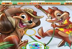 Игра Чип и Дейл Скрытые числа