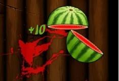 Игра Рубим фрукты катаной