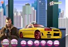 Игра ГТА: тюнинг автомобилей
