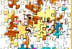 Игра Мозаика девочка