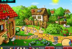 Игра Поиск предметов на ферме