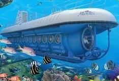 Игра Подводные лодки. Собери пазл