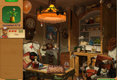 Игра Дивный сад: Переделка особняка