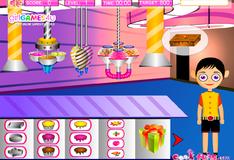 Игра Магазин кексов