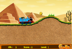 Игра Паровозик Томас в Египте