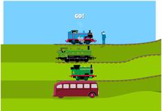 Гонки с Томасом и его друзьями