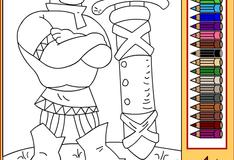 Игра Три богатыря и богатырский меч