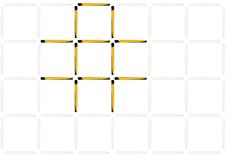 Классическая игра со спичками