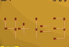Игра Математика со спичками 2