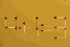 Игра Математика со спичками