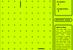 Игра Коробки и точки