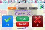 Игра Доктор Плюшева Тест по математике