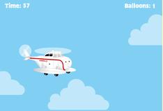 Игра Гарольд доставляет воздушные шары к празднику
