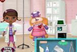 Играть бесплатно в Доктор Плюшева лечит друзей
