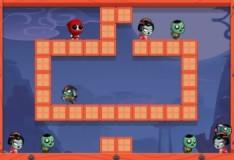 Игра Забег ниндзя 2