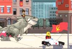 Игра Акулазавр атакует