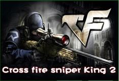 Игра Игра Перекрестный Огонь Король Снайпер 2