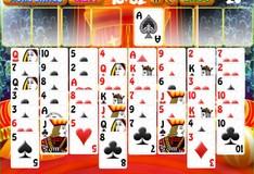Игра Игра Пасьянс Карты на арене