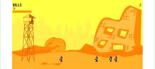 Игра Танкисты Атака Зомби